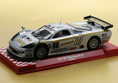 REDUCED FLY REF. 07065 gt racing 02 r saleen 1 32 New SALES