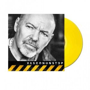 "Vasco Rossi-Vasco Non Stop 10"" Vinyl Limited Numbered #0382"