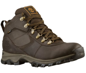 56193cf40eb Details about Men's Timberland Earthkeepers Mt. Maddsen Mid Waterproof  Hiking Boots FREE SHIP