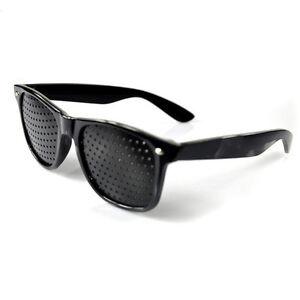 Lochbrille-Rasterbrille-Nadeloehr-Augentrainer-Augentraining-Pinhole-Augen-Glaeser