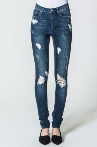New Cheap Monday Women Second Skin Jeans U.S. Stock