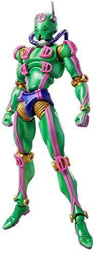 Super Action Statue 71 Diver Down Hirohiko Araki Specify Farbe Ver. Figure