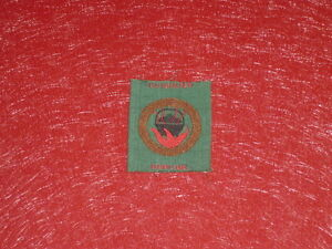 Scouting-Vintage-1940s-Merit-Badge-Patent-French-Boy-Scouts-Unused-Cooking