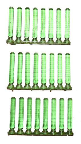 Translucent Green Energy Rods Last Stand Armory ARM001