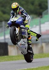 Valentino Rossi Wheelie 2013 POSTER