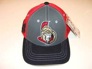 newest collection bcd45 6513d Image is loading Zephyr-Ottawa-Senators-Hockey-Hat-Cap-M-L-Payback-