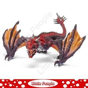 Schleich-Dragon-Fighter-New-Toy-Figurine