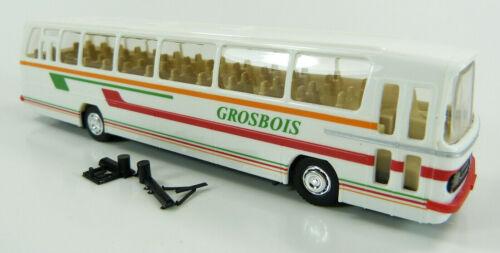 Mercedes-Benz O302-13Rüh Bus Grosbois H0 Classic 1:87 ST