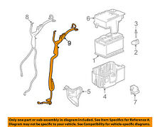 Saturn Gm Oem 08 10 Vue Battery Cable 20856293