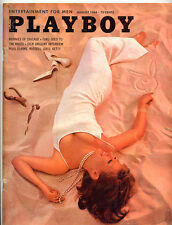 Playboy August 1964 ed.USA China Lee