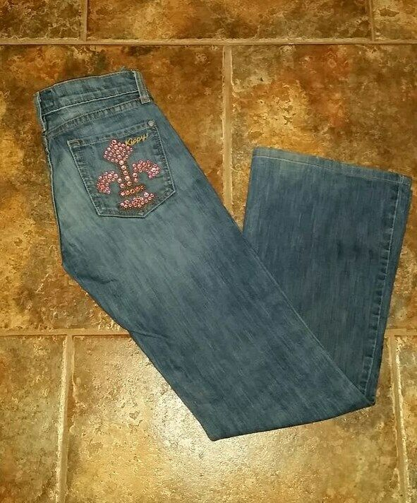 Original Kippy's Denim Jeans - Woman's Size 4