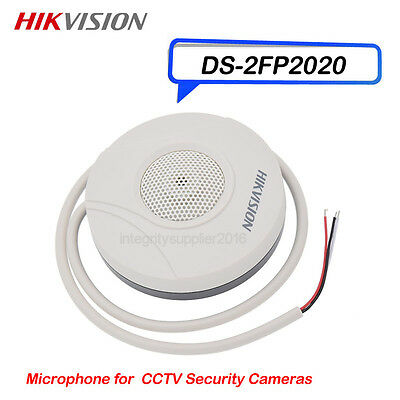 Hikvision DS-2FP2020 HI-FI Microphone for CCTV security Camera