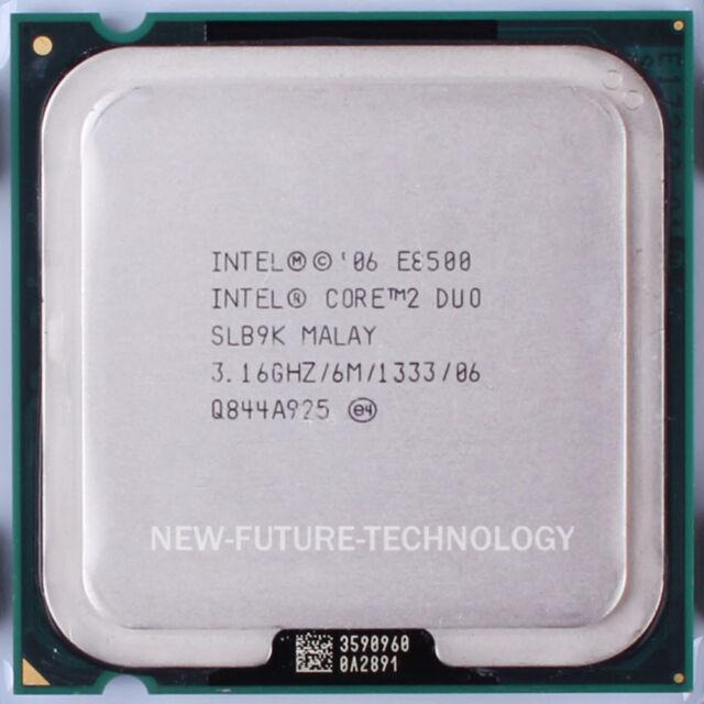 Intel Core 2 Duo E8500 3.16 GHz 6M Dual-Core Processor Socket 775 CPU SLB9K