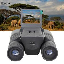 HD 720P 12x32 Super Clear Digital Binocular Camera DVR Telescope with 2 Inch LCD