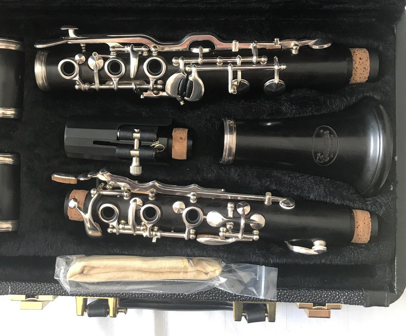 Eastman B Klarinette ESC 620 Fa Neff Hehemann