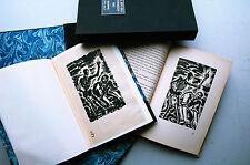 Frans Masereel: Ackermann y la muerte única 13 original-tinta china-dibujos 1952