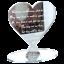 In-Loving-Memory-Mum-Sign-Wedding-Memorial-Personalised-Plaque-Table-Poem-Heart miniatura 26