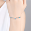 Luxury-925-Silver-Elk-Antler-Sapphire-Fashion-Bracelet-Jewelry-Christmas-Gifts thumbnail 6