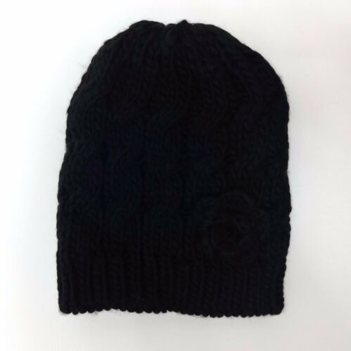 Knitted Cap Beanie Hat For Men/'s Women/'s Ladies Winter Warm Soft Touch UK Stock