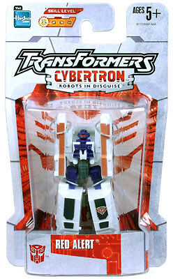*NEW MOC* *FAST S&H* Transformers Cybertron - RED ALERT
