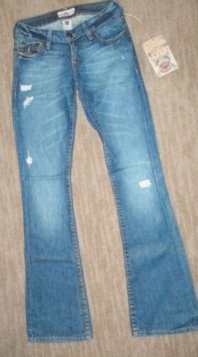 Sdrucito Monica Santa Prvcy Svasati Jeans Nuovo Donna Taglia 25 Da Lungo Ox6Rwg