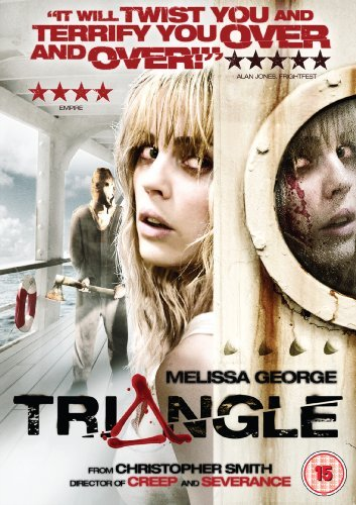 Henry Nixon, Melissa George-Triangle DVD NEW