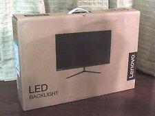 """Lenovo - LI2264d 21.5"""" IPS LED HD Monitor - Black NOB"""