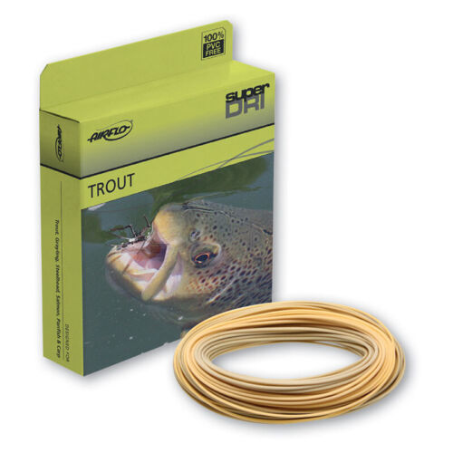Airflo Superdri Elite mouches ficelle-Fly Line-dt3 Floating