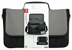 Power A Nintendo Switch Messenger Bag - Grey