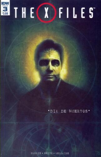 2016 X-Files #3   NEW!!!