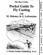 PVC Pocket Guides: Pocket Guide to Fly Casting by Gary LaFontaine, Michael...