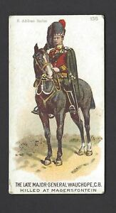 GALLAHER-THE-SOUTH-AFRICAN-SERIES-158-THE-LATE-MAJOR-GENERAL-WAUCHOPE
