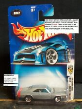 HOT WHEELS 2004 FE #2 -5 1969 DODGE CHARGER ZAMAC LT TAMPO EA 04CA