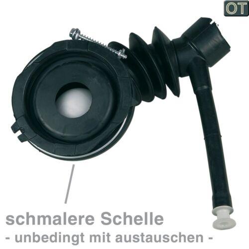 Tuyau Saugschlauch avec 3 ouvertures 1 x notentleerung avec bouchon 4 plis