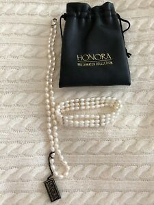 Honora-White-Freshwater-Pearl-Necklace-And-Bracelet