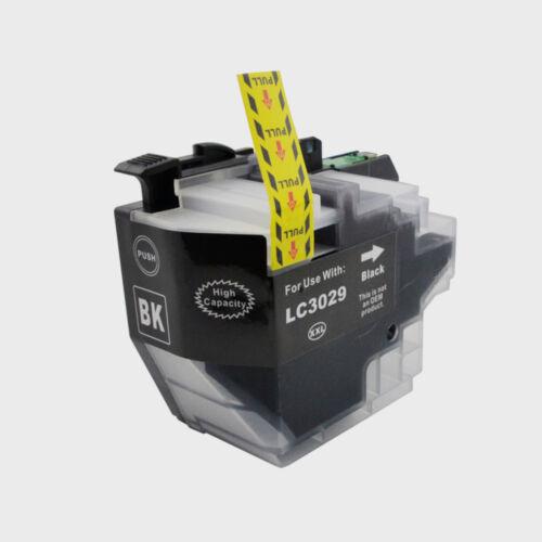 1 BK LC3029 XXL Ink Cartridge For Brother MFC J6535DW J5930DW J6935DW J5830DWXL