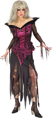 HALLOWEEN FANCY DRESS ~ UHA CREEPING BEAUTY LG 14-16