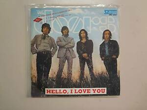 Image is loading DOORS-Hello-I-Love-You-2-13-Love- & DOORS: HelloI Love You 2:13-Love Street 2:50-Italy 7\