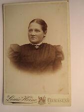 Pirmasens - Karoline Gross geb. Schahl ? 1853 - Frau - Portrait / KAB