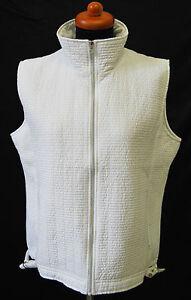 Green-Lamb-chaleco-golf-funcion-chaleco-facilmente-44-zapateo-blanco-Edel-d1994