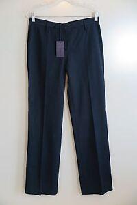 Pantalon En Coton Taille Italie De Fabriqué 42 Noir Nwt En Prada Mélange wRqxwYt