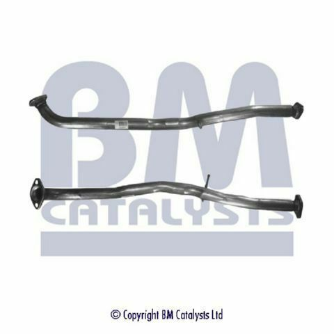 EXHAUST FRONT PIPE  BM70460