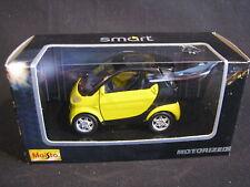 Maisto Smart City 1:33 Yellow / Black (JS)