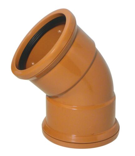 Gully FREE P/&P OVER £30 Bends Underground Drainage 110mm Pipe /& Fitting Traps