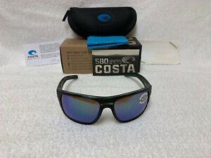 3effe49f09f58 Image is loading NEW-Costa-Del-Mar-Broadbill-Polarized-Sunglasses-Matte-