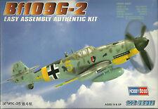 Hobby Boss 80223 Messerschmitt Bf109G-2  Bf 109 G - 2 - - 1:72