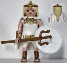 Playmobil grec - Hippolyte - reine - amazone - antiquité - Héraclès - custom