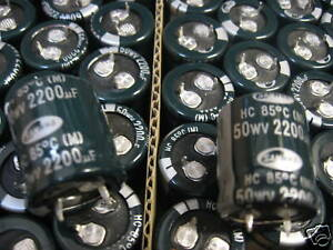 Lote-de-4-Condensador-2200MF-2200-F-50V-Snap-en-SAMWHA