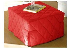Puff pouf letto trasformabile in letto singolo super offerta ebay - Letto singolo offerta ...