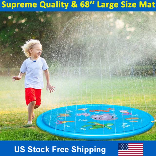 Kids Water Portable Splash Pad